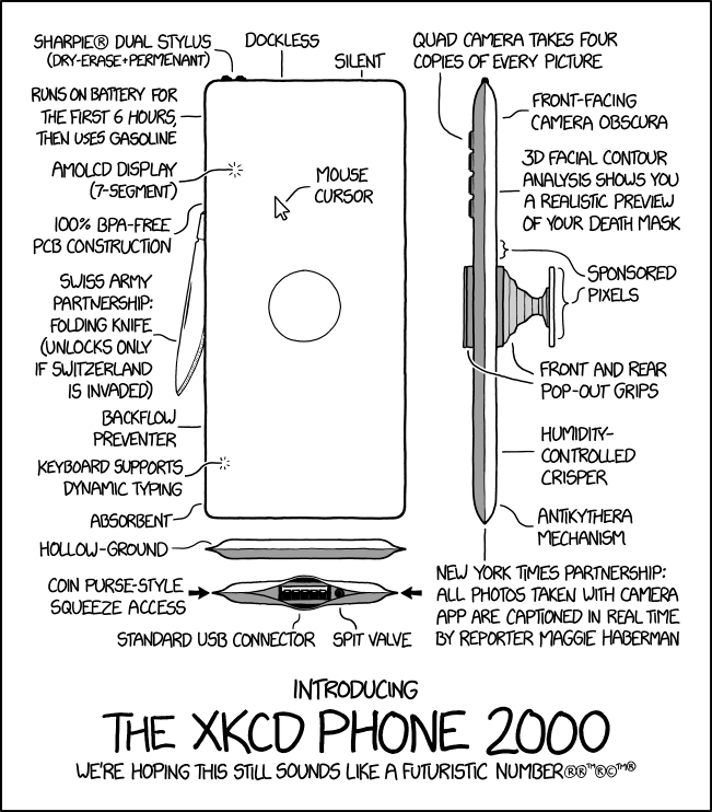 xkcd Phone 2000 - mltshp