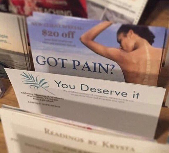 When you have depression-related back pain