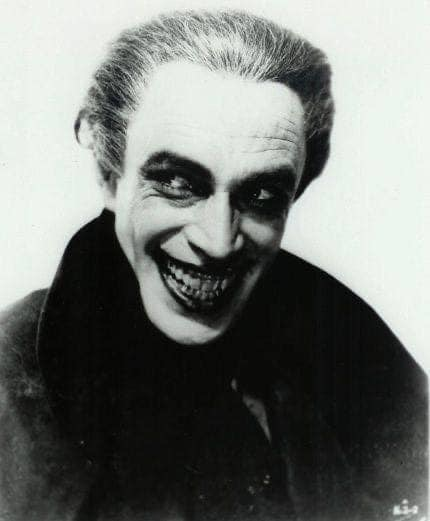 Conrad Vedt - The Man Who Laughs (1928)