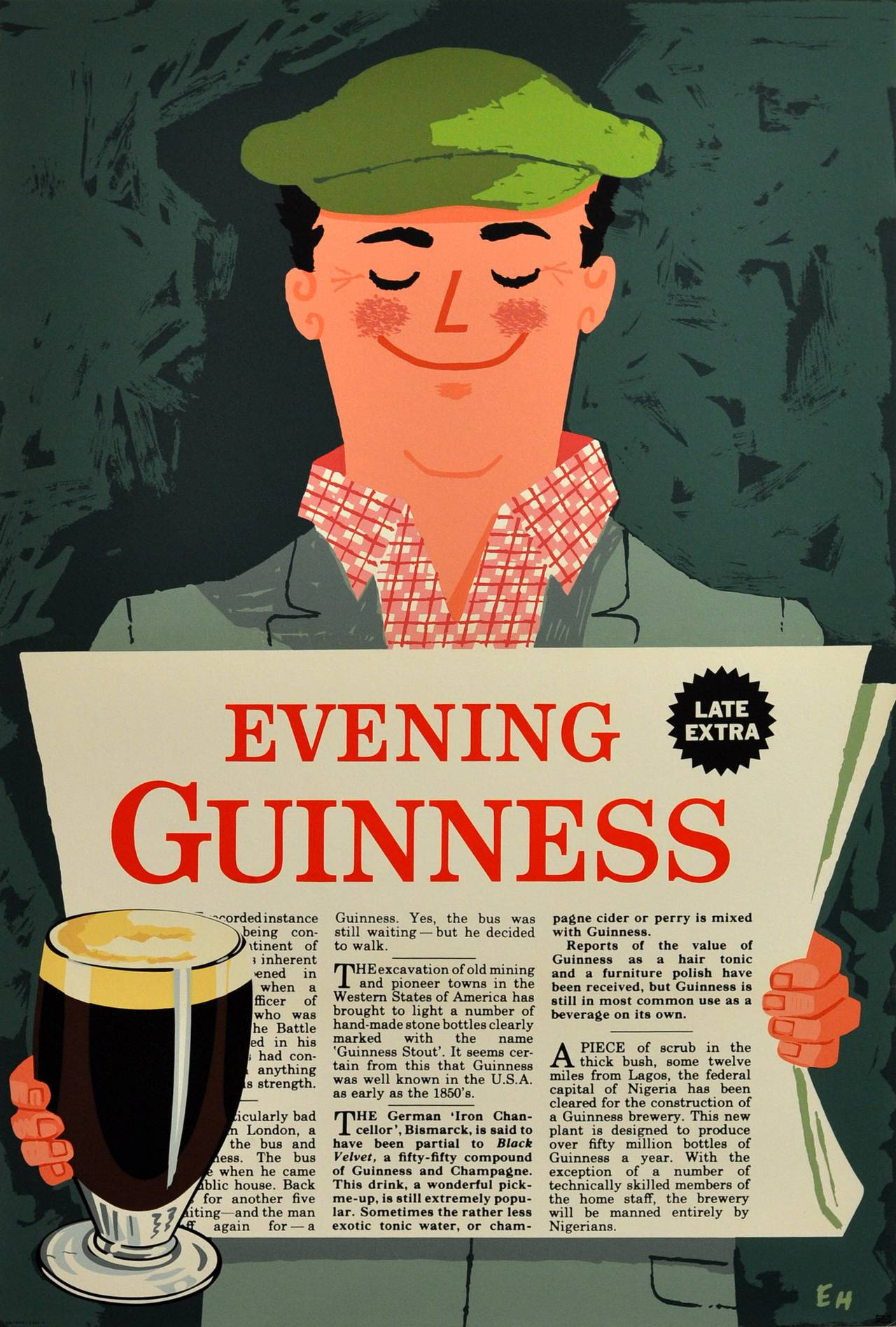 Evening Guiness