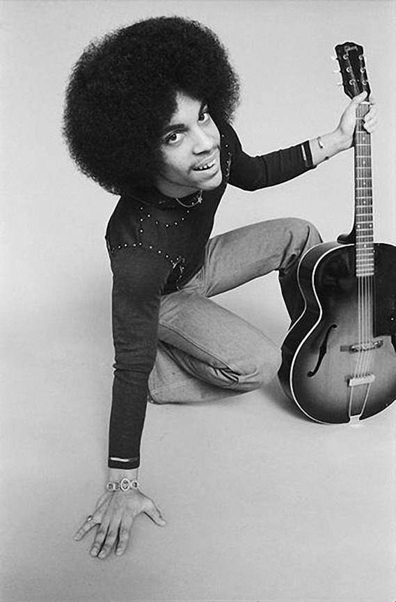 Prince Rogers Nelson, 1975