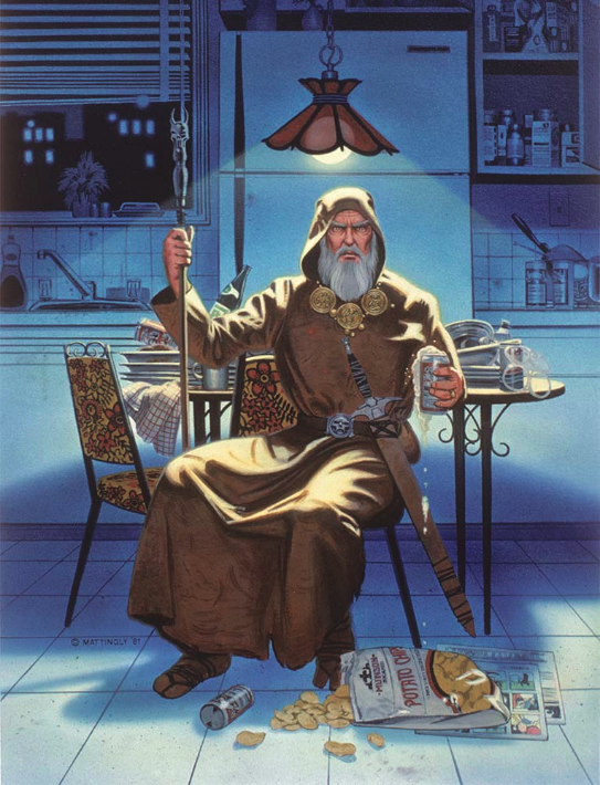 Beer and Chips Wizard