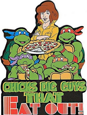 Chicks Dig Guys That Eat Out!