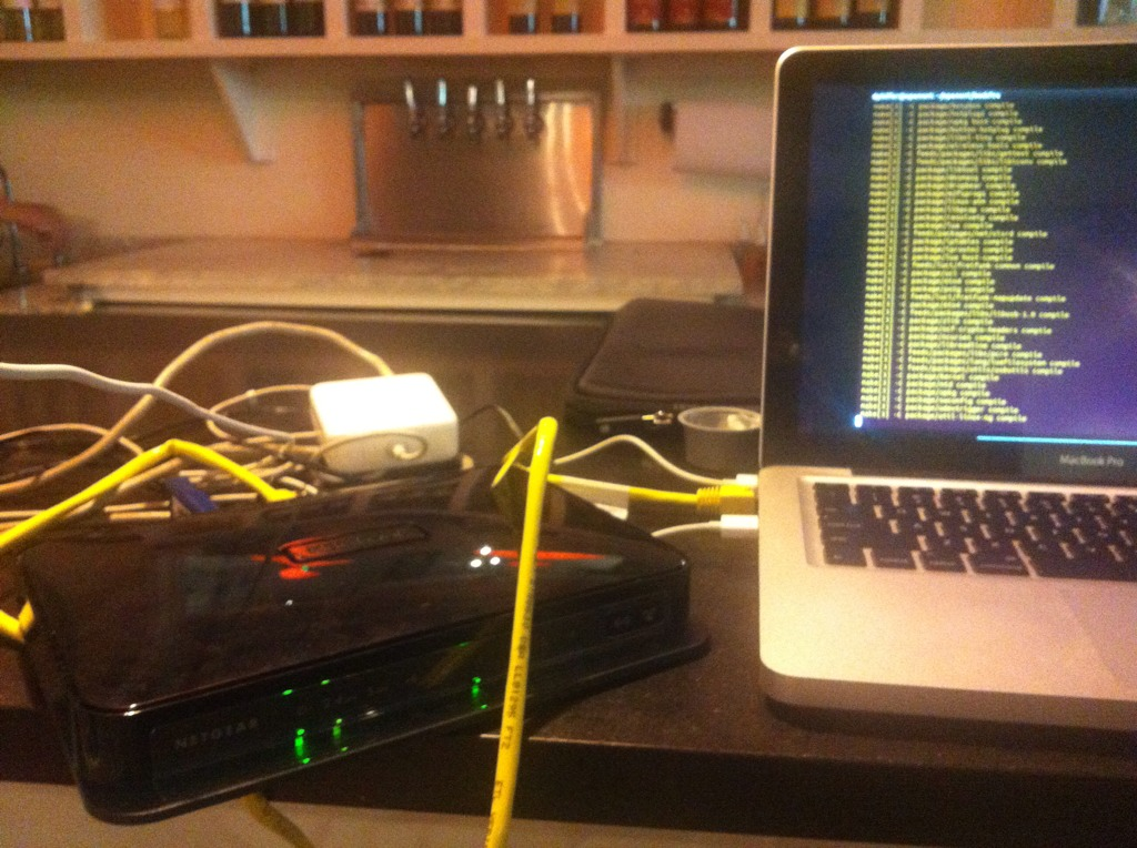 The occupy.here custom OpenWRT image is almost ready